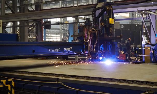 На верфи «Звезда» приступили к строительству третьего танкера «Афрамакс»