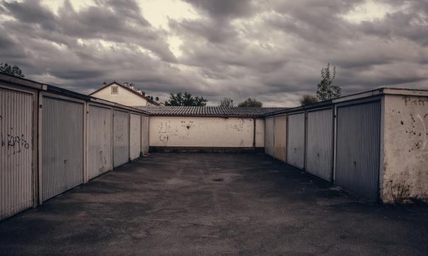 На месте снесенных гаражей планируют построить завод