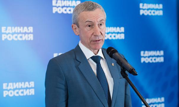 Климов прокомментировал встречу с председателем греческой партии «Новая демократия»