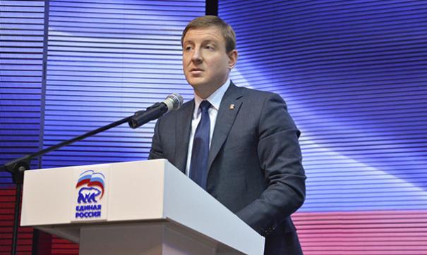 Турчак попросил однопартийцев чаще встречаться со своими избирателями