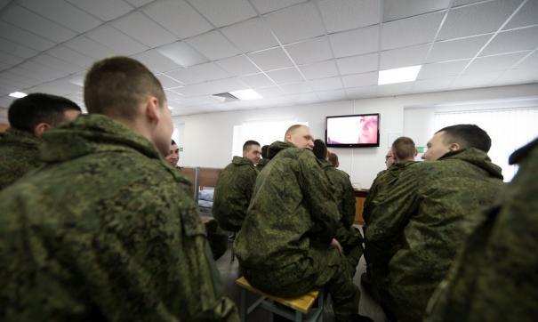 Ранее уклонистов предложили штрафовать на пять тысяч рублей