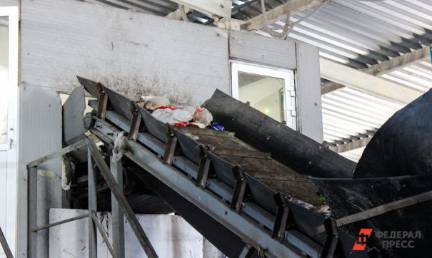 Сортировочная станция сможет обрабатывать 20 тонн мусора в час и 250 тысяч тонн в год
