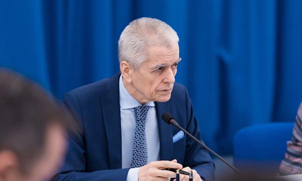 Дети из других стран тоже должны принять участие в акции, считает Онищенко