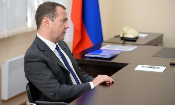 Медведев будет инспектировать регионы на предмет выполнения нацпроектов