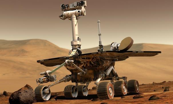 Аппарат Opportunity проработал на Марсе 14 лет и 195 дней.