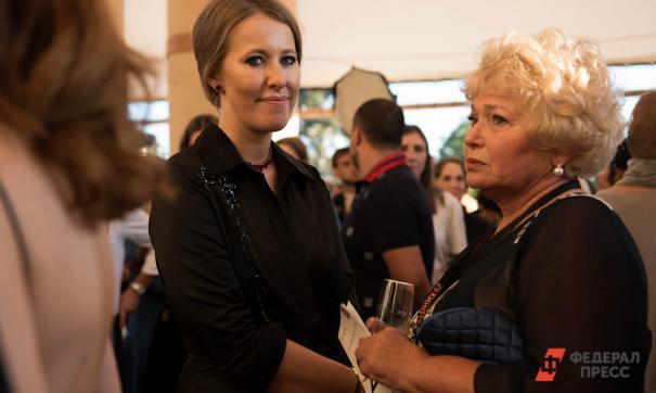 В Туве не утихают страсти вокруг сенатора Нарусовой