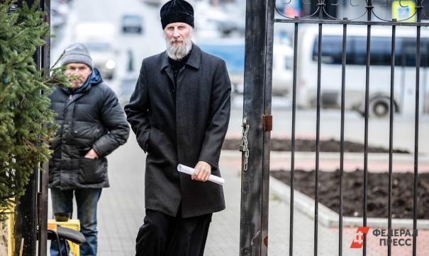 Украинские силовики не пускают в страну епископа, наместника Десятинного монастыря
