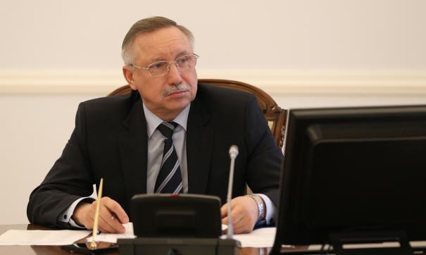 Беглов лишил премий себя и руководителей городской и районных администраций