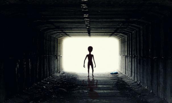 Катя Лель и инопланетяне