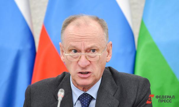 Николай Патрушев винит интернет в школьном насилии