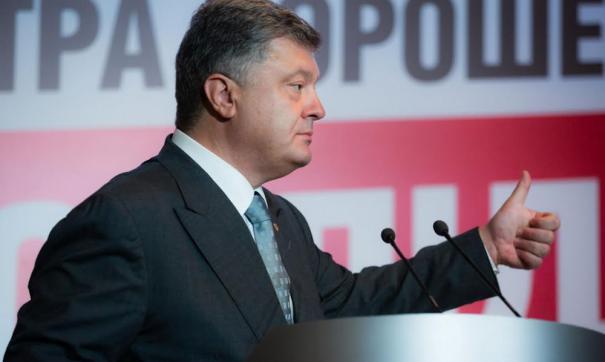 Агитировать за Петра Порошенко может быть опасно для здоровья