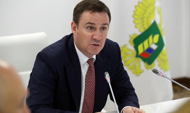 Дмитрий Патрушев заявил, что зеленые бренд будет готов уже через полгода