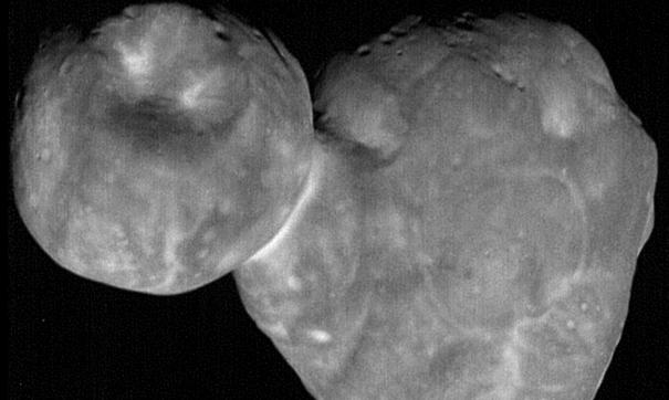 New Horizons сделала самый стремительный снимок Ультима Туле