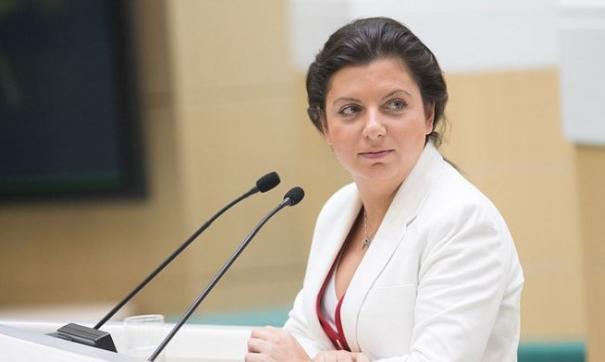 Маргарита Симоньян пытается вести переговоры с Facebook, но сторона соцсети не отвечает