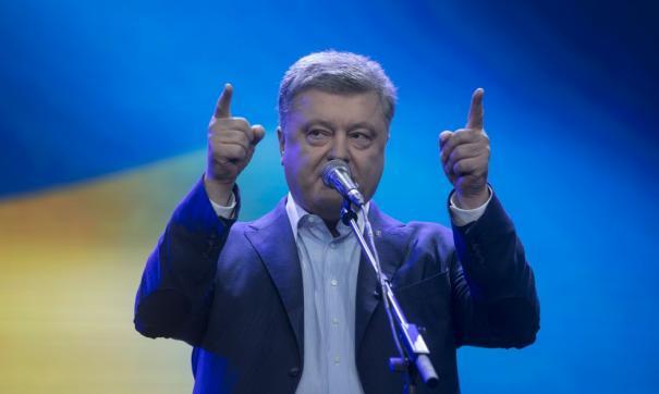 В ответ Порошенко обвинил Тимошенко в том же