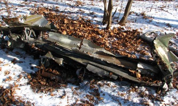 Раскрыты тайные данные об упавшем военном самолете в Приморье