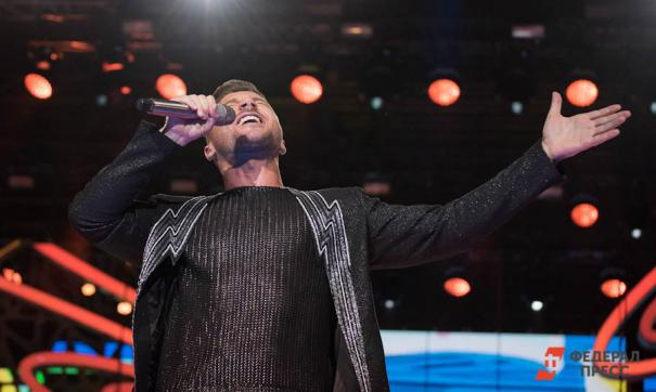 Сергей Лазарев представит Россию на «Евровидении»