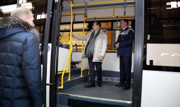 В Кургане существует план по замене городских автобусов