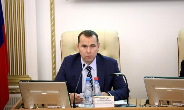 Вадим Шумков рассказал о главных тезисах в послании президента Федеральному собранию