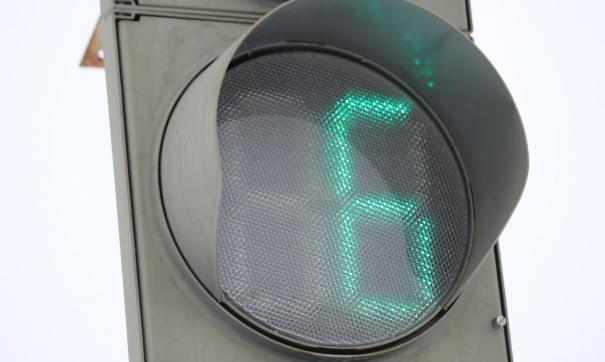В Кургане перемены в работе светофоров привели к пробкам на дорогах