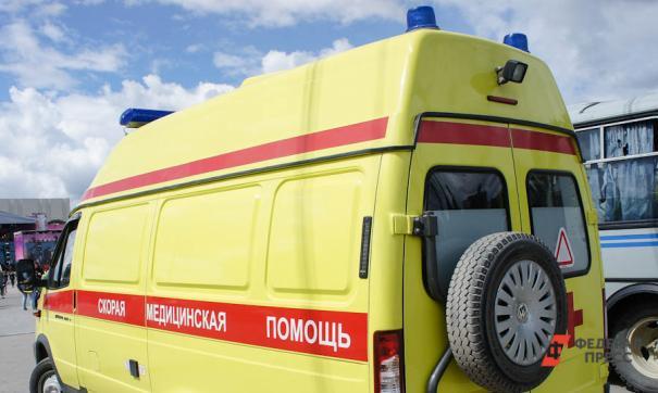 В Зауралье хотят заменить все автомобили скорой помощи