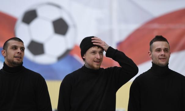 Павел Мамаев играл за обе команды и забил 7 голов