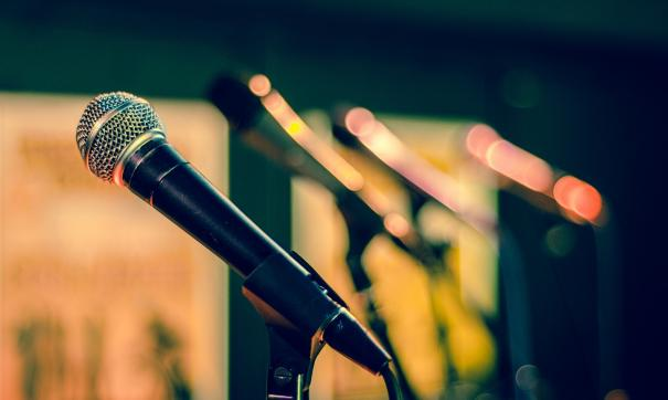 На концерте украинского певца Макса Барских в Москве, случилось непредвиденное