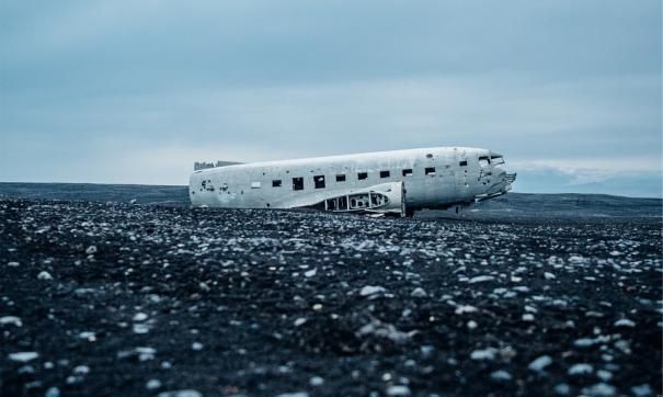 Самолет потерпел крушение на юге США