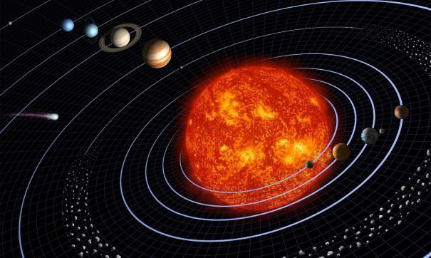 Имена для спутников планеты Юпитер выберут с помощью интернет-конкурса