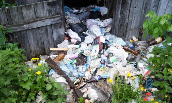 За начало года на «Шуховский полигон ТБО» вывезли уже 730 тонн мусора