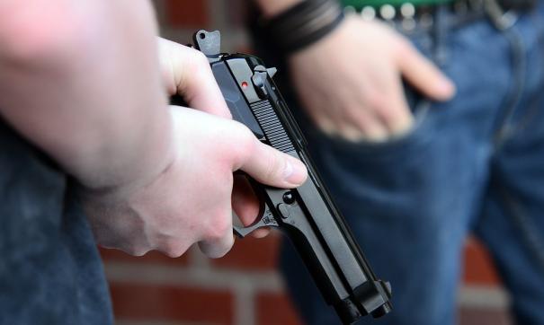 В центре Челябинска подстрелили мужчину