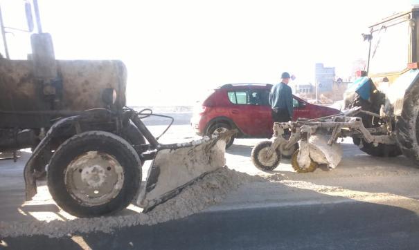 В Челябинске предложили новое решение проблемы снежных завалов