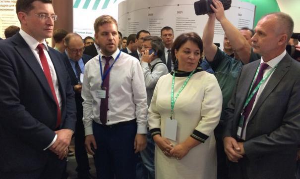 Глава городской администрации вошел в состав нижегородской делегации