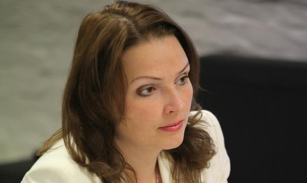 Нижегородский депутат Ольга Щетинина