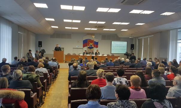В обсуждениях в Городце участвовали представители областного правительства