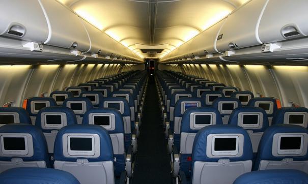 Самолет проходил проверку согласно регламенту