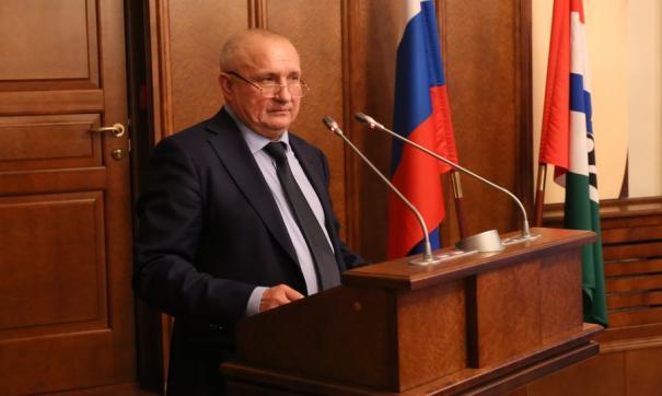 За Николая Мамулата проголосовали 63 депутата