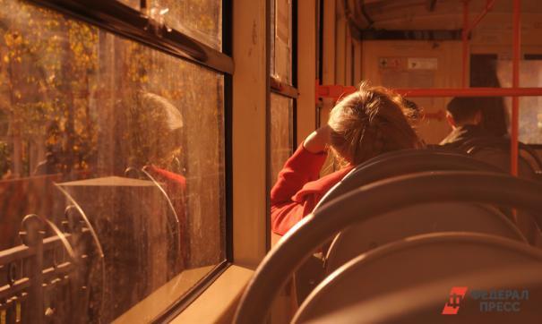 Городские власти требуют от томских маршрутчиков регулярно убираться в автобусах