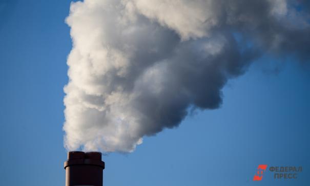 У предприятия было просрочено разрешение на выбросы