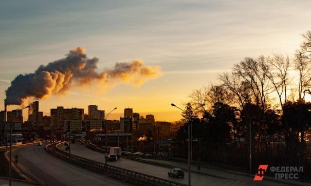 Предприятиям рекомендовано снизить выбросы в окружающую среду до конца дня
