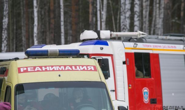 По предварительным данным в аварии пострадали дети