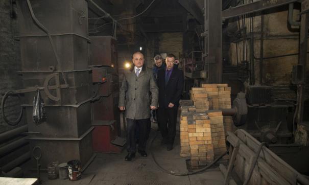 Сергей Цивелев проверил деятельность углепогрузочных станций