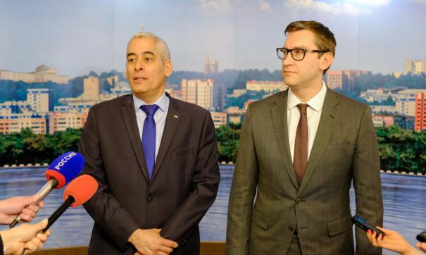 В Удмуртию с официальным визитом прибыл посол Республики Куба