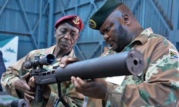 Сергей Цивилев мог быть военным советником у африканцев