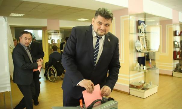 Александр Жуков готов работать сенатором в Совете Федерации