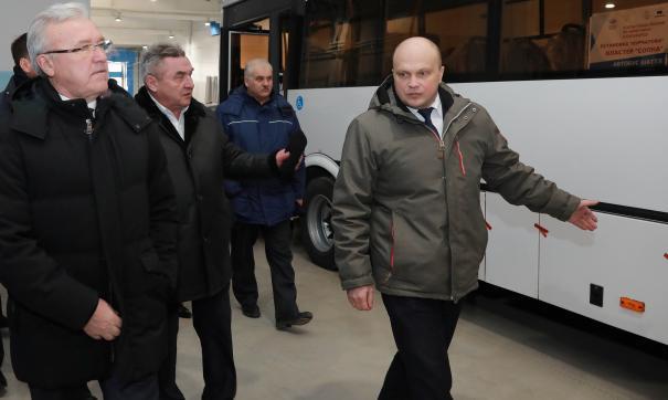 После Игр половина автобусов специального автопарка будет работать в Красноярске