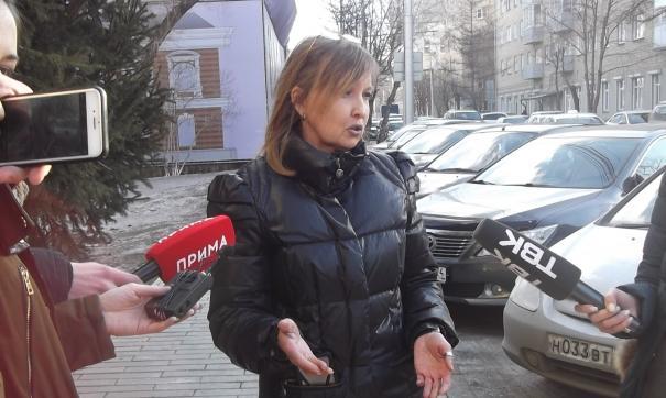Наталия Подоляк будет обжаловать решение суда