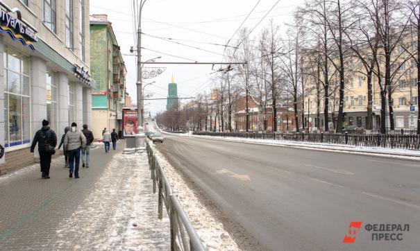 Проспект преобразится к юбилею города