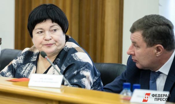 Елена Дерягина предложила отменить бесплатное питание учащихся начальных школ