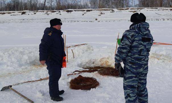 За 2018 год на территории Югры было выявлено 1 249 нарушений в сфере рыболовства.